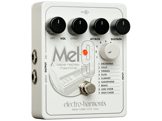 【即納可能】electro-harmonix MEL9 Tape Replay Machine(新品)【送料無料】