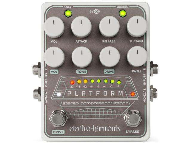 【即納可能】【国内正規品】electro-harmonix Platform(新品)【送料無料】