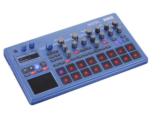 【即納可能】KORG electribe BL(ブルー) [ELECTRIBE2-BL](新品)【送料無料】