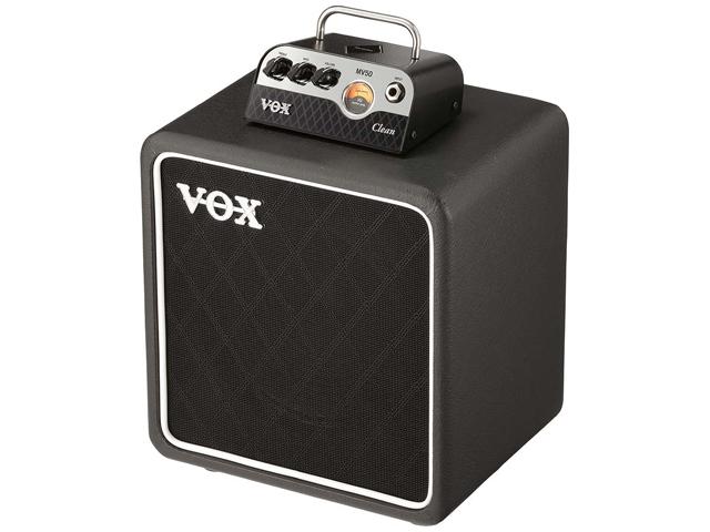 【即納可能】VOX MV50 Clean SET [MV50-CL-SET](新品)【送料無料】