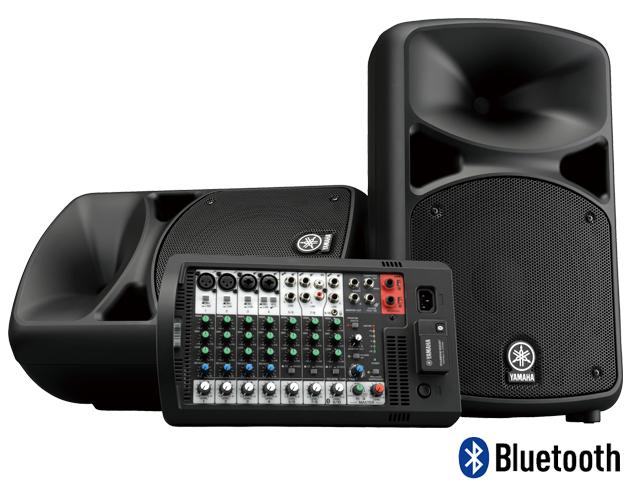 YAMAHA STAGEPAS 600BT (Bluetooth対応)(新品)【送料無料】