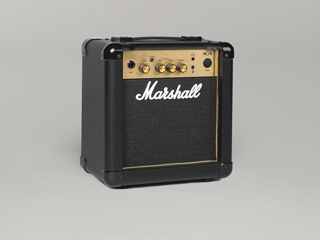【即納可能】Marshall MG10 GOLD[MG10G](新品)【送料無料】