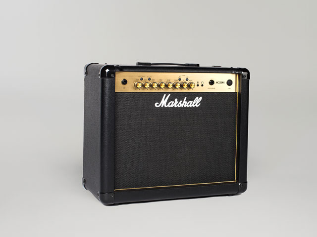 【即納可能】Marshall MG30FX GOLD[MG30GFX](新品)【送料無料】