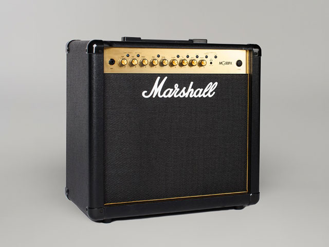 【即納可能】Marshall MG50FX GOLD[MG50GFX](新品)【送料無料】
