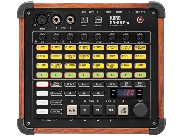 手数料安い 【即納可能】KORG KR-55 Pro(新品)【送料無料 KR-55】, Interiorshop COZY:75cd8eef --- konecti.dominiotemporario.com