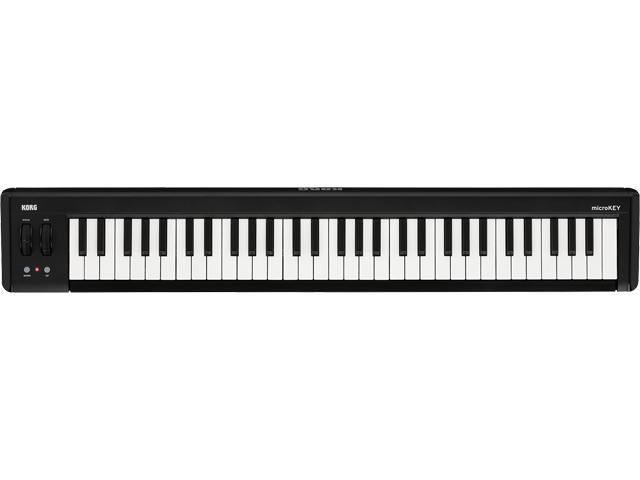 【即納可能】KORG microKEY2 61鍵盤モデル [microKEY2-61](新品)【送料無料】