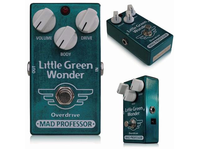 Mad Professor New Little Green Wonder(新品)【送料無料】