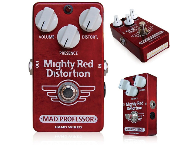 Mad Professor Mighty Red Distortion(新品)【送料無料】