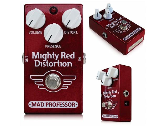 【国内正規品】MAD PROFESSOR (New) Mighty Red Distortion プリント基板(新品)【送料無料】