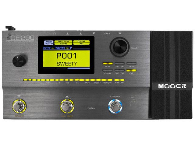 【即納可能】Mooer GE200(新品)【送料無料】