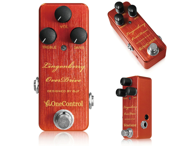 One Control Lingonberry OverDrive(新品)【送料無料】