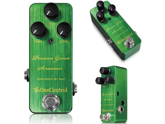 One Control Persian Green Screamer(新品)【送料無料】
