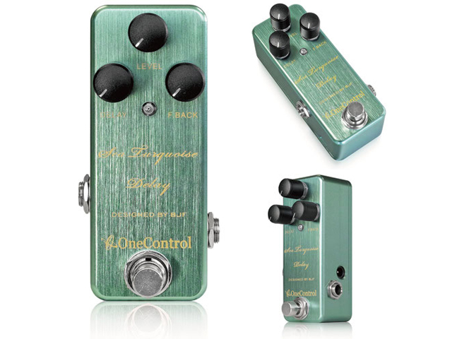 One Control Sea Turquoise Delay(新品)【送料無料】