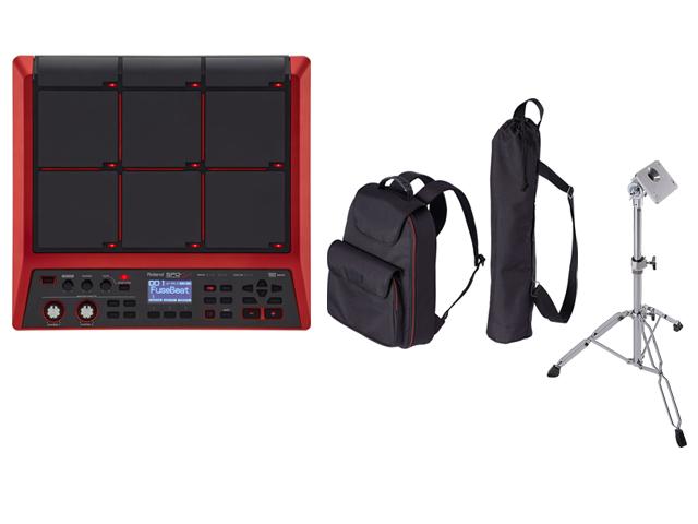 ■店舗在庫あります 即納可能 ■ Roland 日本製 メーカー公式 SPD-SX Special Edition + 新品 純正ソフトケース PDS-10 送料無料 純正スタンド CB-HPD セット