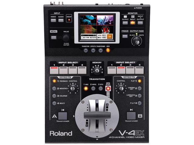 【即納可能】Roland V-4EX(新品)【送料無料】