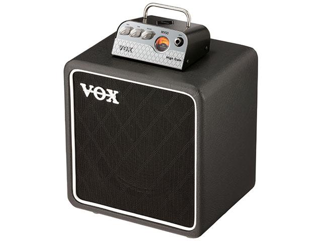【即納可能】VOX MV50 High Gain [MV50-HG] + BC108 セット(新品)【送料無料】