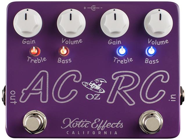【即納可能】Xotic AC/RC-OZ OZ NOY LIMITED EDITION(新品)【送料無料】