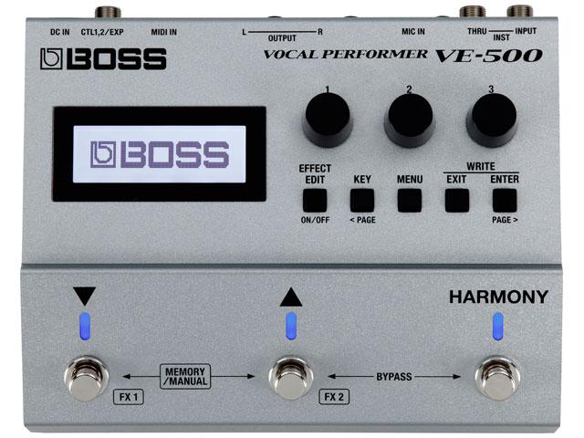 人気TOP 【即納可能】BOSS VE-500(新品)【送料無料】, レストル:2f2399ab --- az1010az.xyz