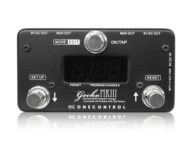 【即納可能】One Control Gecko MkIII(新品)【送料無料】