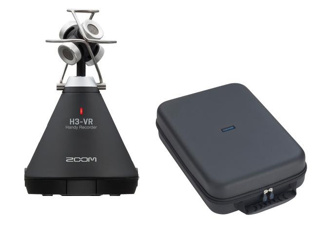 【即納可能】ZOOM H3-VR + SCU-40 セット(新品)【送料無料】
