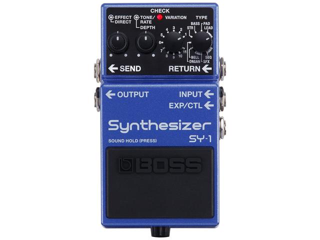低価格 【即納可能 エフェクター SY-1】BOSS SY-1 エフェクター ギターシンセサイザー(新品)【送料無料】, 最大80%オフ!:f9e27fcd --- coursedive.com