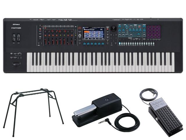 【即納可能】Roland FANTOM-7 76鍵盤モデル スタンド セット(新品)【送料無料】