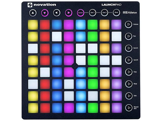 【即納可能】novation LaunchPad MK2(新品)【送料無料】【国内正規流通品】