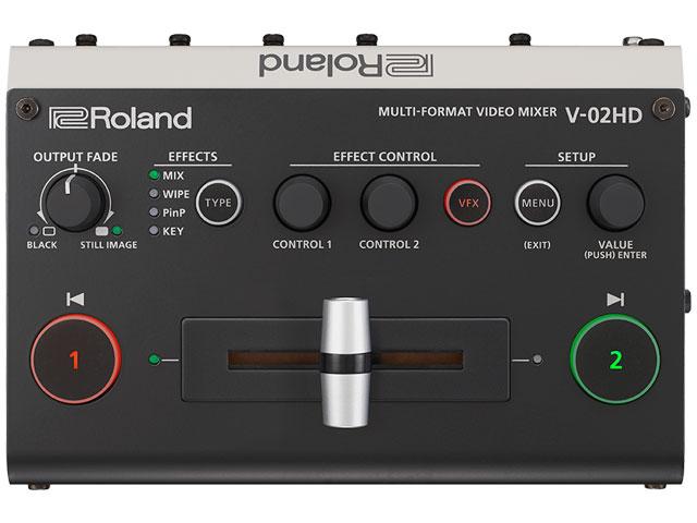 Roland V-02HD(新品)【送料無料】