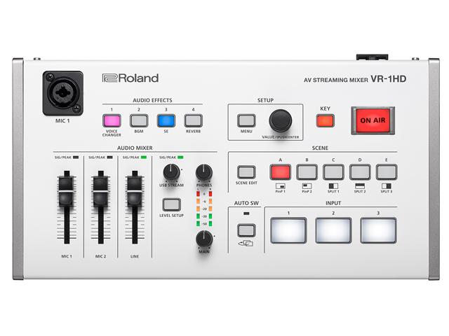 【即納可能】Roland VR-1HD(新品)【送料無料】