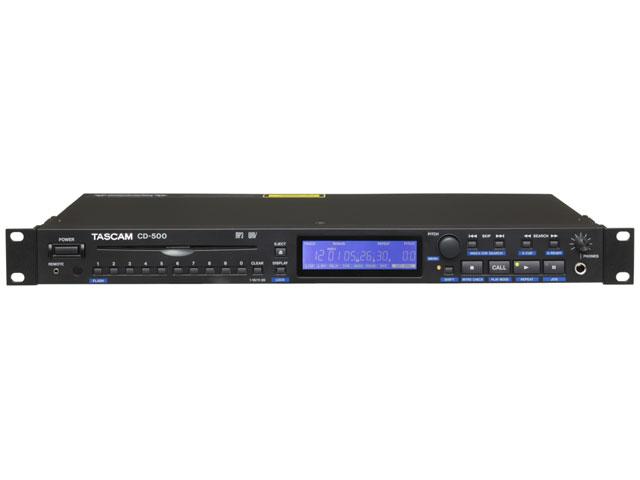 【即納可能】TASCAM CD-500(新品)【送料無料】