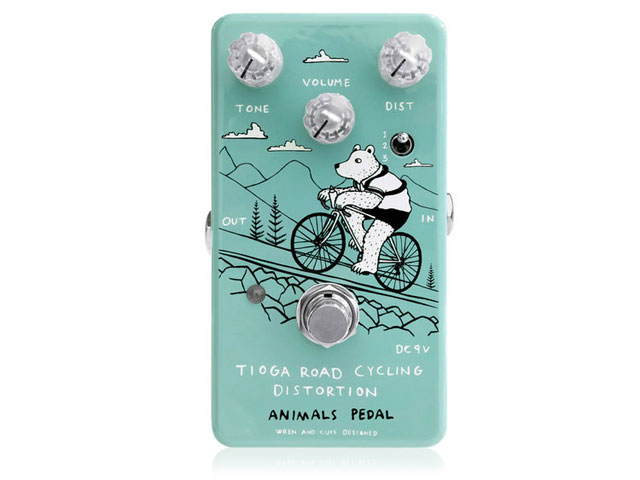 【即納可能】Animals Pedal Tioga Road Cycling Distortion(新品)【送料無料】