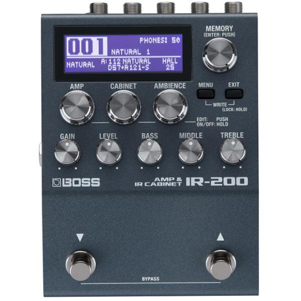 リンク:IR-200 Amp & IR Cabinet
