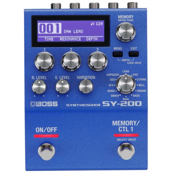リンク:SY-200 Synthesizer