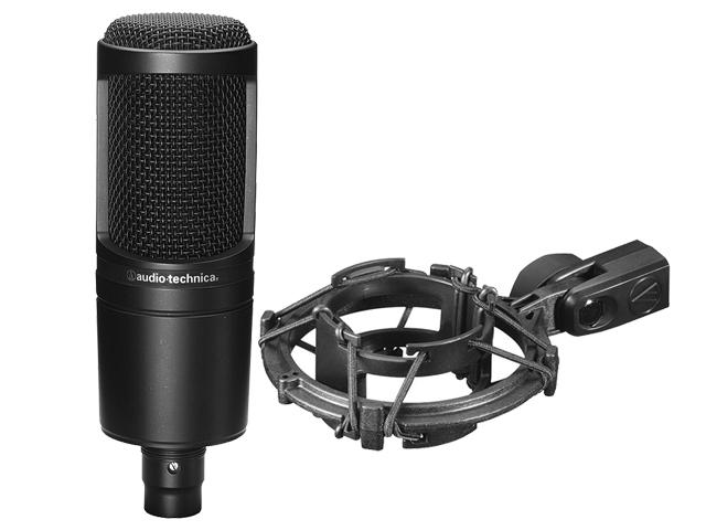 ■店舗在庫あります 新着 即納可能 祝開店大放出セール開催中 ■ audio-technica AT2020 + 新品 セット AT8458a 送料無料
