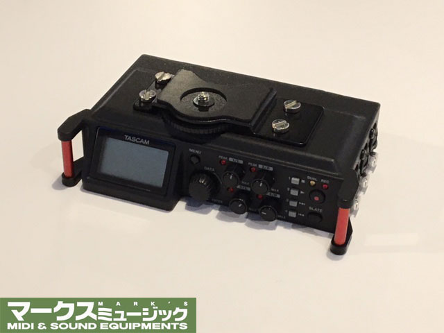 TASCAM DR-70D(アウトレット品)【送料無料】