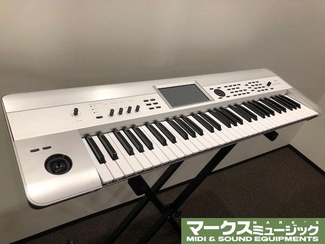 KORG KROME-61 Platinum [KROME-61-PT](アウトレット品)【送料無料】