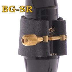 テナーサックス リガチャー(キャップ付) BGスーパーレヴェレーション千葉県のサックス販売はここでネットで購入/吹奏楽部