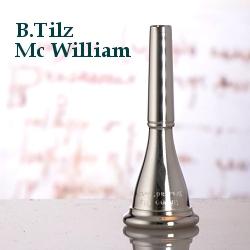ホルン マウスピース ティルツ マク・ウィリアム アメリカンシャンク 吹奏楽部やオーケストラで演奏している人に!ネット通販のホルンマウスピース販売