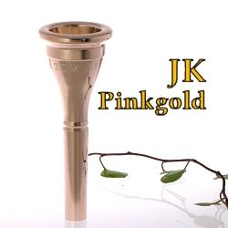 ティルツS8のライバルJK(ヨット・カー)2CM/2DMピンクゴールドネット通販のホルンマウスピース千葉県の管楽器専門店