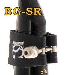 B♭クラリネット NEW 海外限定 リガチャー キャップ付 送料込 BGスーパーレヴェレーション
