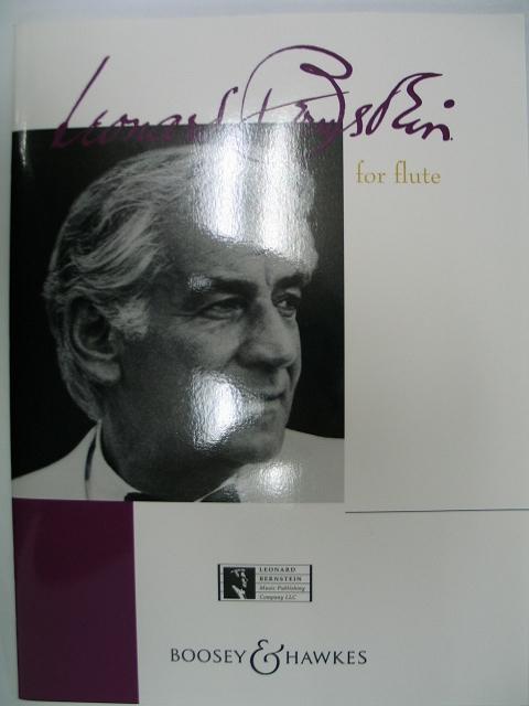 正規品 楽譜 ピアノ フルートバーンスタイン バーンスタイン名曲集Bernstein Bernstein Flute 日本製 送料込 for