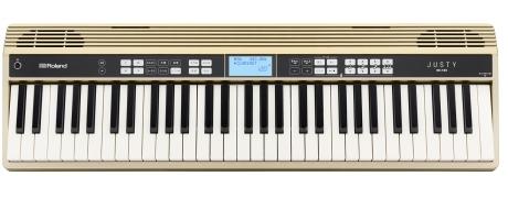 管楽器練習用キーボードローランド・ジャスティ販売中!ハーモニーディレクターの半額以下!これはすごい吹奏楽部の音程合わせに。ご家庭での練習に。