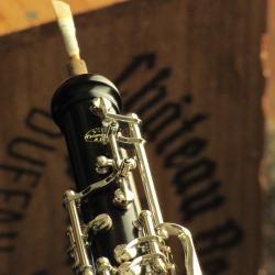 オーボエ クランポン R-47東京交響楽団、荒木奏美氏選定品!旧ロゴ 25%OFF
