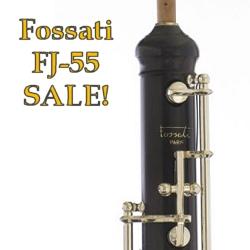 オーボエ フォサッティ FJ-55中学生が吹奏楽部で最初に購入するのに最適!このオーボエを吹いて下さい。SALE 36%OFF千葉県の管楽器専門店オーボエのネット通販はここで何本か売れてしまってラスト1本です。
