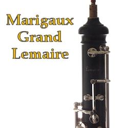 オーボエ マリゴ グラン・ルメール中学生、高校生が吹奏楽部で最初に購入するのに最適このオーボエを吹いて下さい。ワンランク上のルメールです。千葉県の管楽器専門店オーボエのネット通販はここで