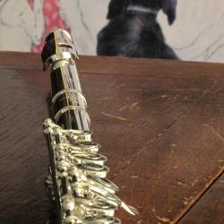 フルート・サンキョウエチュードPAリミテッド頭部管銀製Ag950の限定品!中学生が吹奏楽部で演奏するのに最適のフルートです。ネット通販のフルート販売はここで!