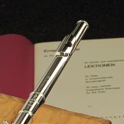 フルート パール F-EP925RE管体銀製の入門機種オフセット・リングキイ中学生が吹奏楽部で使うのに最適!ネット通販のフルート販売はここで!
