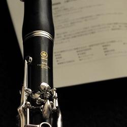 B♭クラリネット ヤマハ YCL-450木製クラリネットの廉価版よくできています。