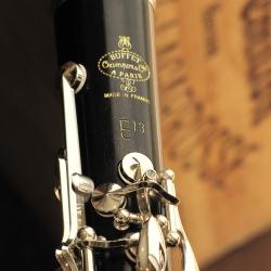 B♭クラリネット クランポン  E-13吹奏楽部で演奏する中学生にいちばん売れるクラリネットです。ネット通販のクラリネット販売はここで