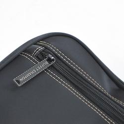クラリネットケースカバークランポン ダブル・コンパートメントカラー・ステッチ付き。新ロゴ (送料込)